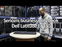 Seriózní business notebook – Dell Latitude E6430